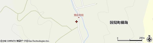 大分県国東市国見町櫛海1725周辺の地図