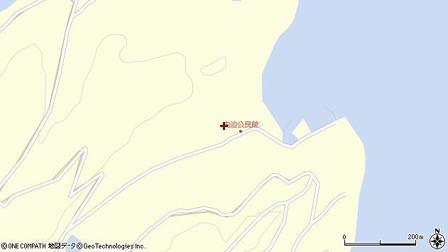 大分県国東市国見町大熊毛2577周辺の地図