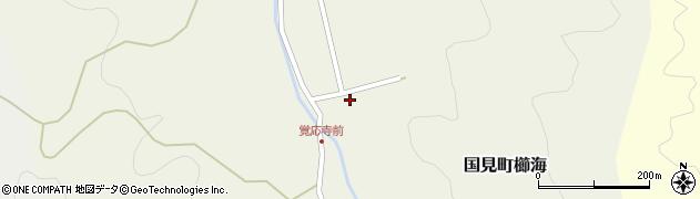 大分県国東市国見町櫛海654周辺の地図