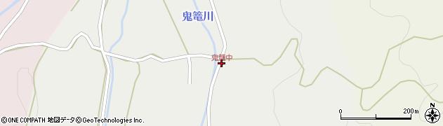 大分県国東市国見町鬼籠1575周辺の地図