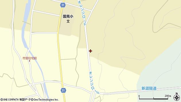 大分県国東市国見町中181周辺の地図