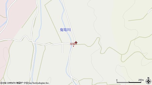 大分県国東市国見町鬼籠1638周辺の地図