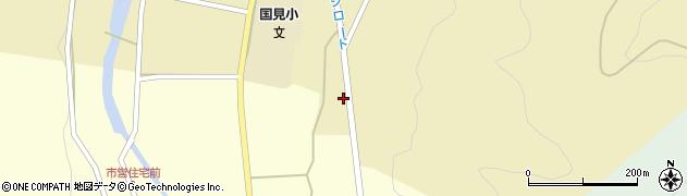 大分県国東市国見町中201周辺の地図