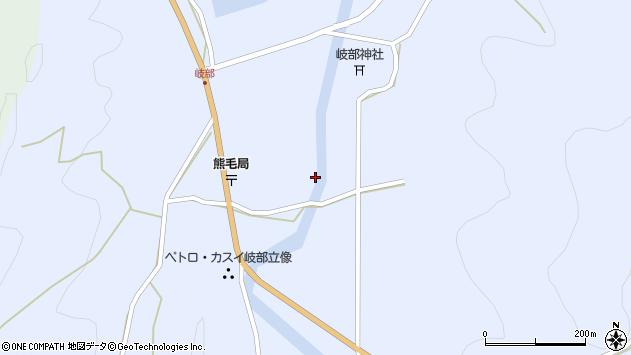 大分県国東市国見町岐部927周辺の地図