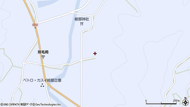 大分県国東市国見町岐部1773周辺の地図