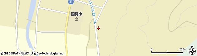 大分県国東市国見町中204周辺の地図
