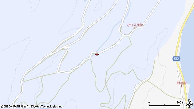 大分県国東市国見町岐部2868周辺の地図