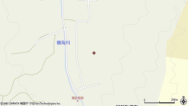 大分県国東市国見町櫛海498周辺の地図