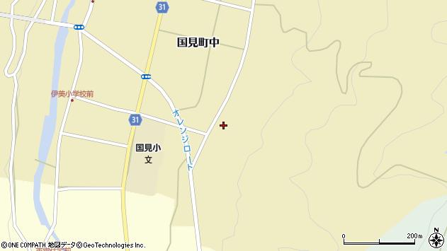 大分県国東市国見町中248周辺の地図