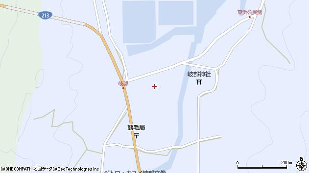 大分県国東市国見町岐部広重周辺の地図