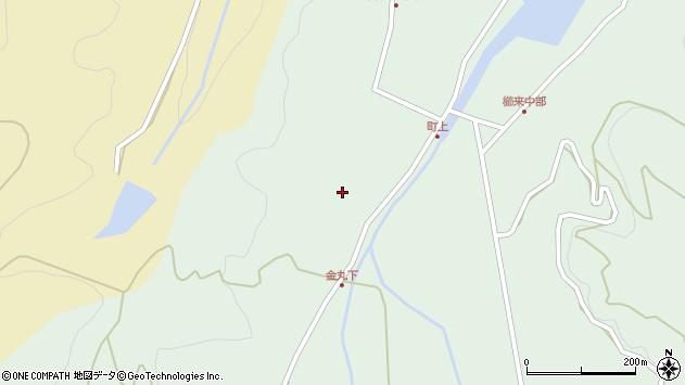 大分県国東市国見町櫛来479周辺の地図