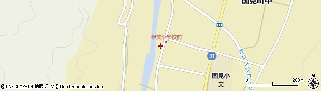 大分県国東市国見町中910周辺の地図