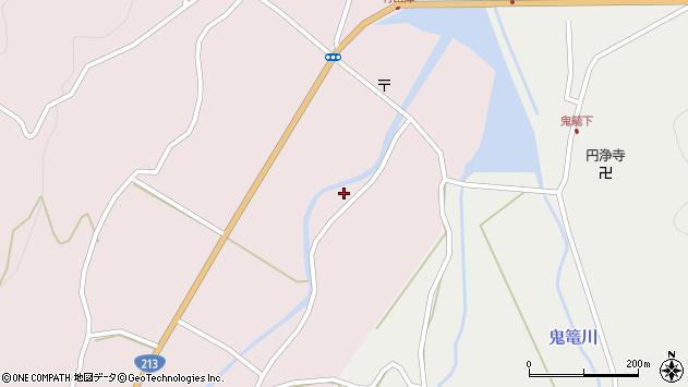 大分県国東市国見町竹田津1周辺の地図