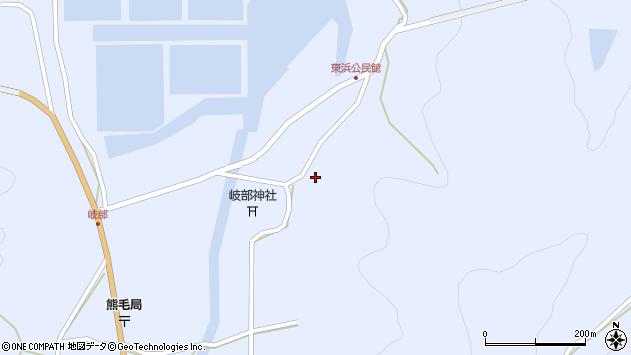 大分県国東市国見町岐部1912周辺の地図