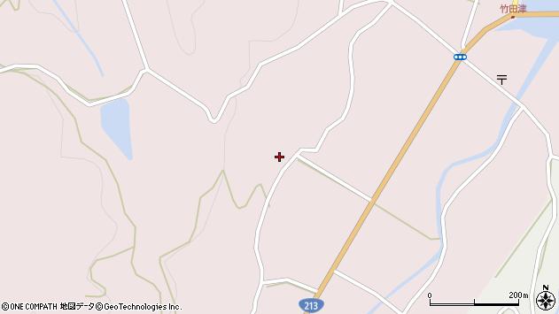 大分県国東市国見町竹田津4957周辺の地図