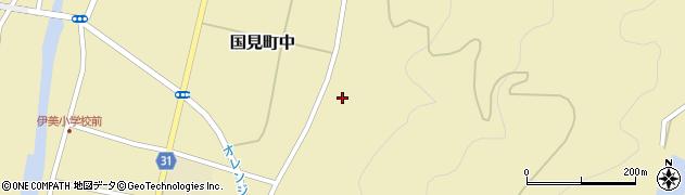 大分県国東市国見町中364周辺の地図