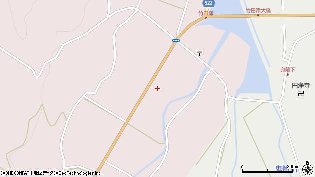 大分県国東市国見町竹田津3512周辺の地図