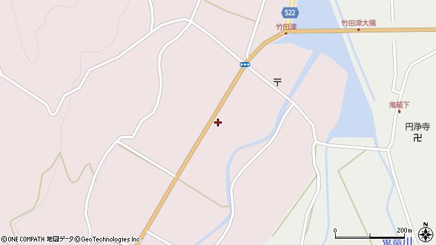 大分県国東市国見町竹田津3508周辺の地図