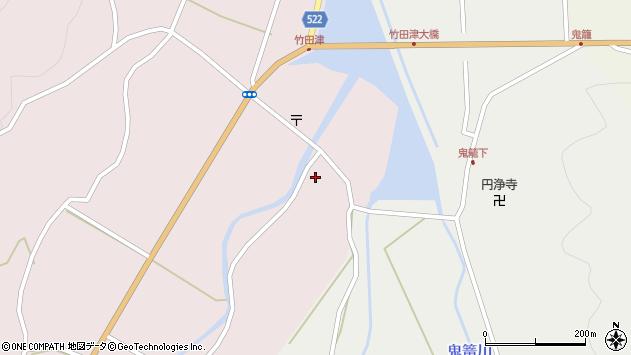 大分県国東市国見町竹田津3597周辺の地図