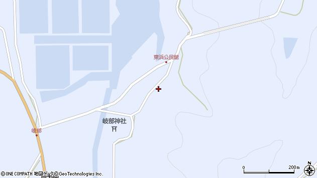 大分県国東市国見町岐部1904周辺の地図