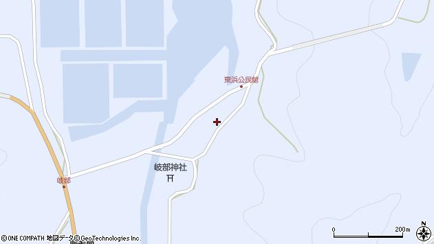 大分県国東市国見町岐部1897周辺の地図