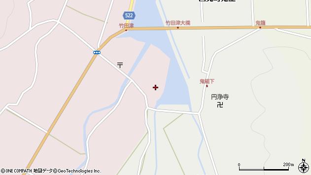 大分県国東市国見町竹田津3601周辺の地図