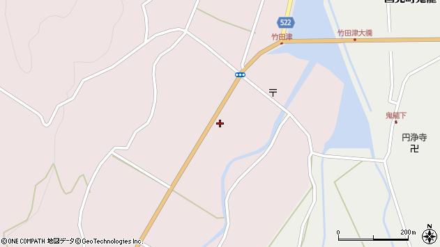 大分県国東市国見町竹田津3546周辺の地図