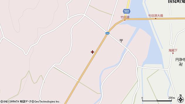 大分県国東市国見町竹田津3541周辺の地図