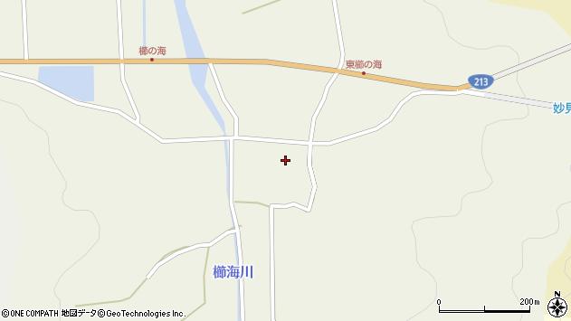大分県国東市国見町櫛海350周辺の地図