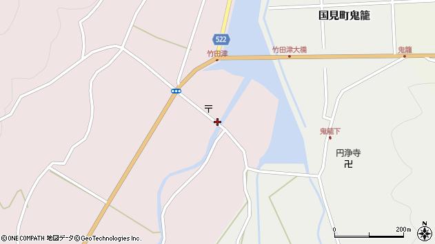 大分県国東市国見町竹田津3616周辺の地図