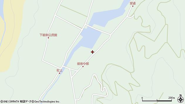 大分県国東市国見町櫛来3291周辺の地図