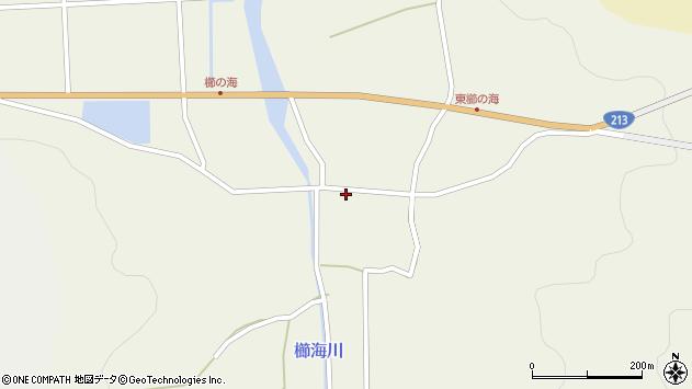 大分県国東市国見町櫛海360周辺の地図