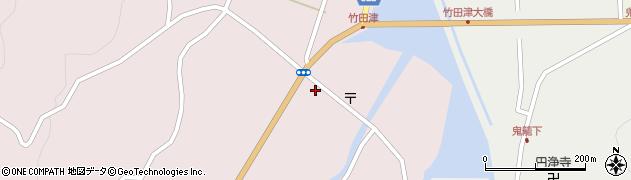大分県国東市国見町竹田津3585周辺の地図