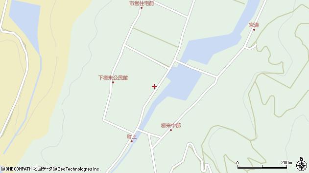 大分県国東市国見町櫛来96周辺の地図