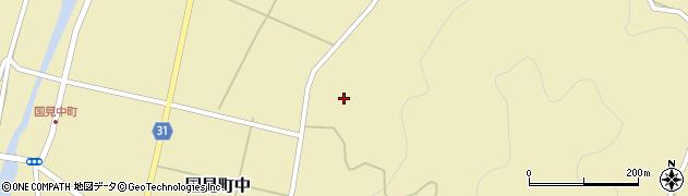 大分県国東市国見町中419周辺の地図