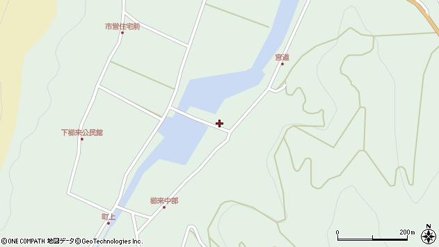 大分県国東市国見町櫛来4474周辺の地図