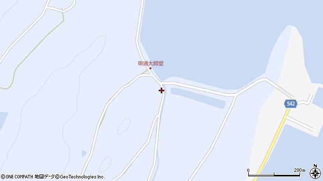 大分県国東市国見町岐部2509周辺の地図