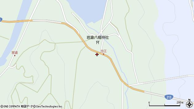 大分県国東市国見町櫛来4293周辺の地図