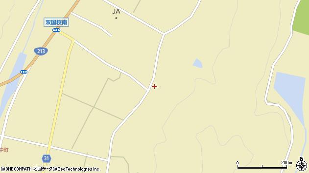 大分県国東市国見町中699周辺の地図