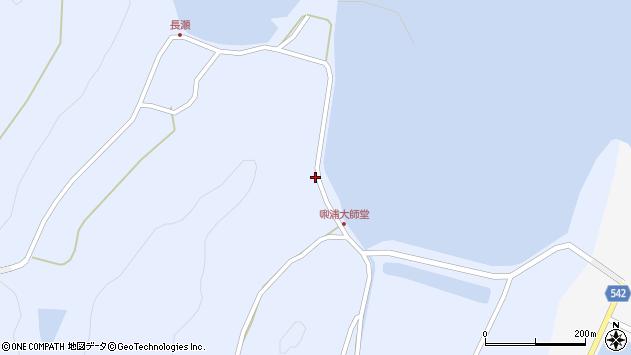 大分県国東市国見町岐部2412周辺の地図