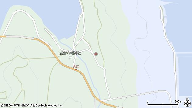 大分県国東市国見町櫛来4282周辺の地図
