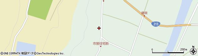 大分県国東市国見町櫛来254周辺の地図