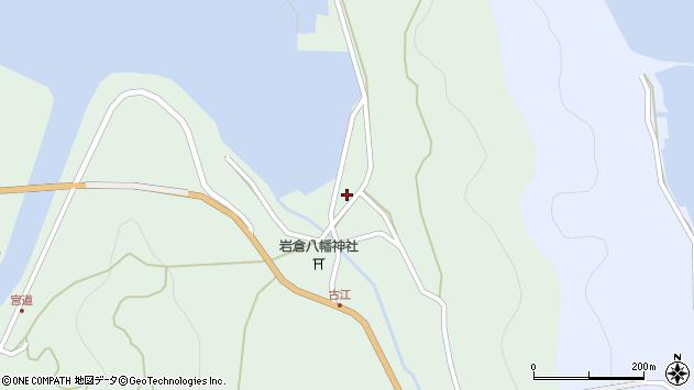 大分県国東市国見町櫛来4338周辺の地図