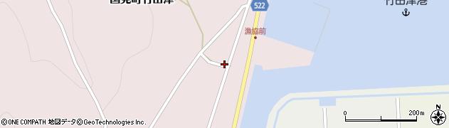 大分県国東市国見町竹田津3869周辺の地図