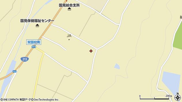 大分県国東市国見町伊美3044周辺の地図