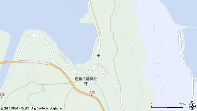 大分県国東市国見町櫛来4348周辺の地図