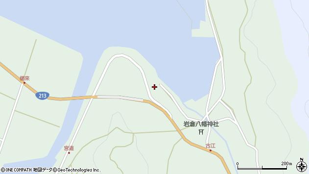 大分県国東市国見町櫛来3679周辺の地図