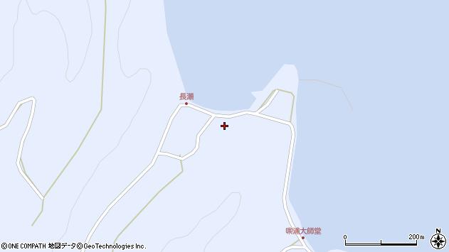 大分県国東市国見町岐部2206周辺の地図