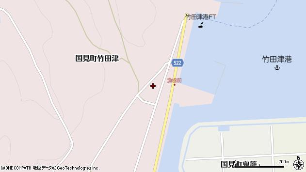 大分県国東市国見町竹田津3895周辺の地図