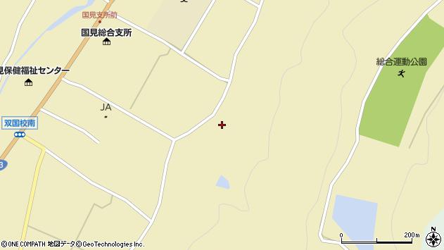 大分県国東市国見町伊美3067周辺の地図